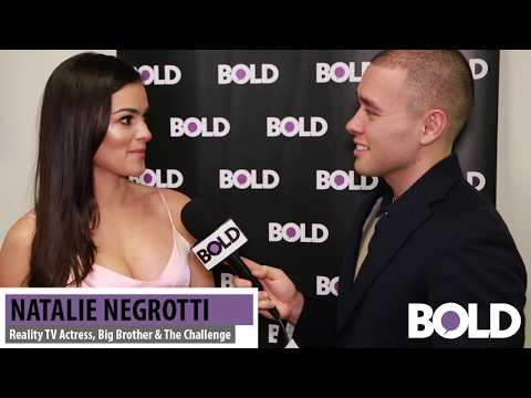 Bold TV Chats With Reality TV Star Natalie Negrotti