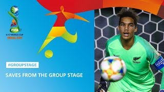 Extended Save Highlights From The Group Stage - FIFA U17 World Cup 2019 ™