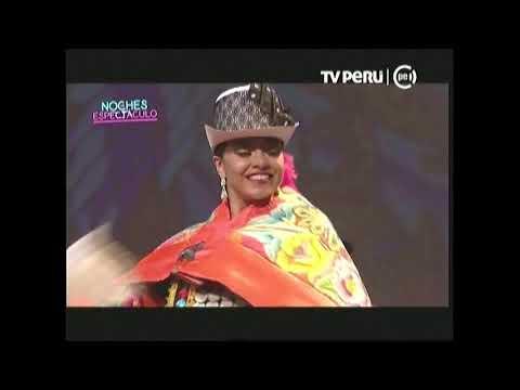 LA CHONGUINADA danza ELENCO NACIONAL DE FOLKLORE del Peru