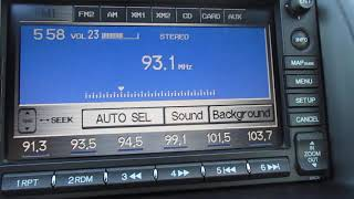 Radio Station ID WDRQ 93.1fm Detroit Michigan  New Country 93.1 screenshot 2