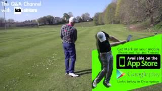 gap testing your golf irons