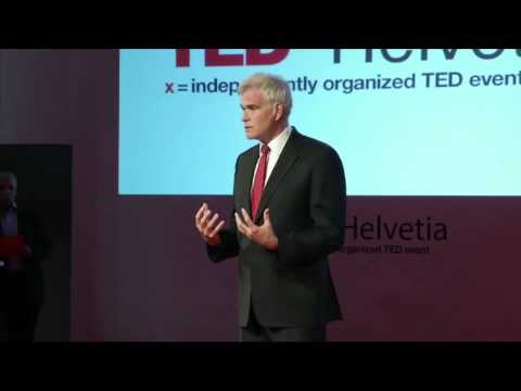 A New Paradigm for Finance: David Blood at TEDxHelvetia