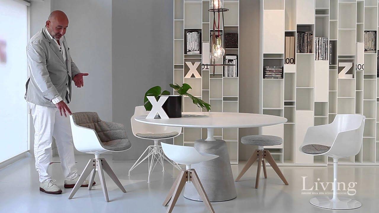 mdf italia flow goes slim youtube. Black Bedroom Furniture Sets. Home Design Ideas