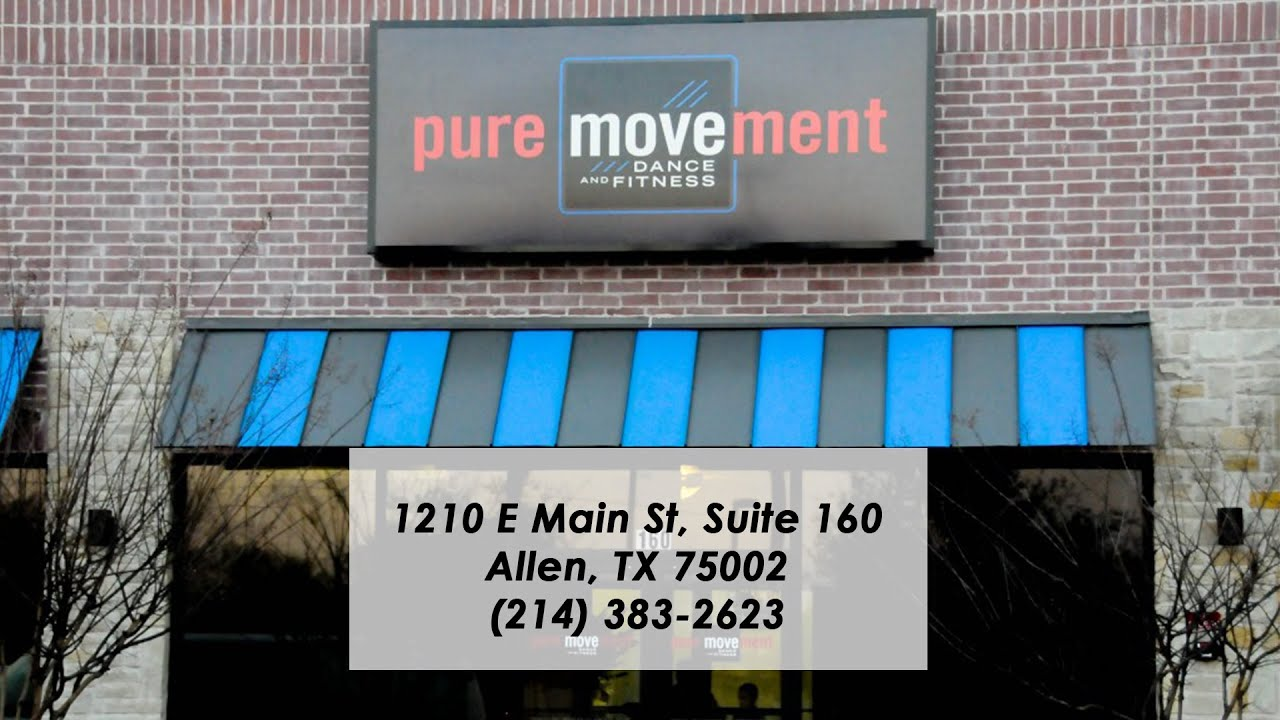 259dc9f4f Pure Movement Dance & Fitness REVIEWS - Allen, TX Review - YouTube