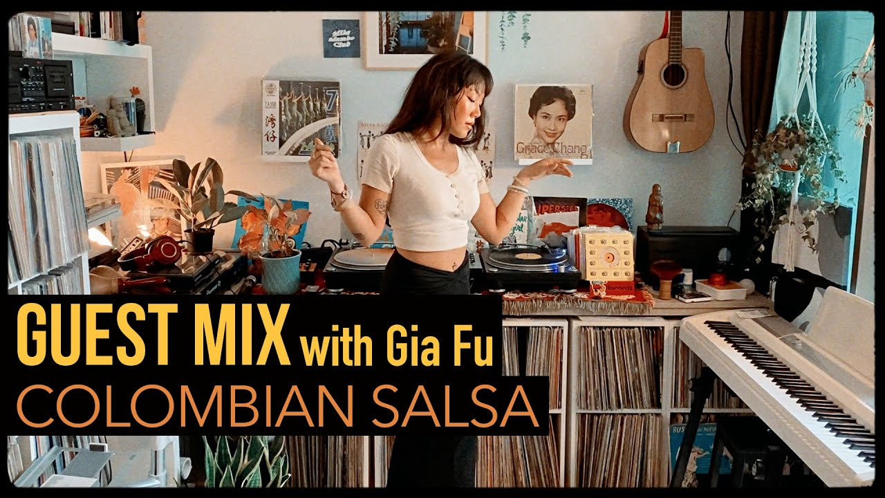 Download Guest Mix: Colombian Salsa Records with Gia Fu