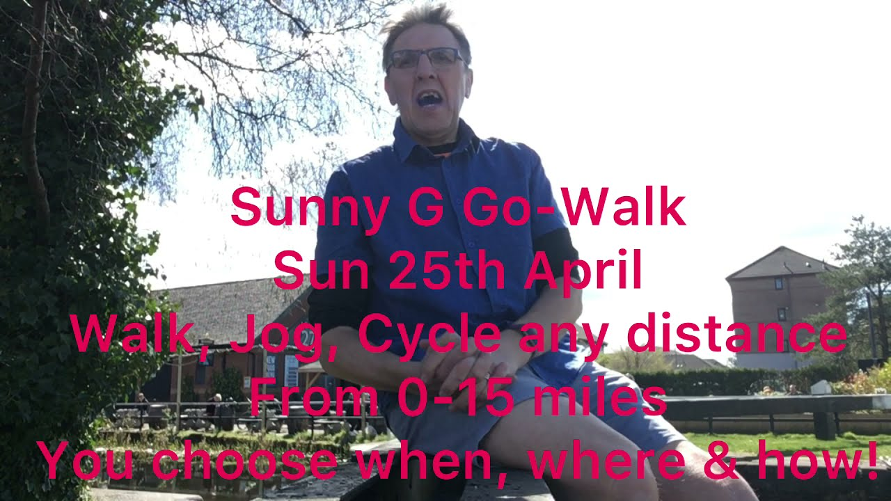 Sunny G Radio Go-Walk Preview Pt 4