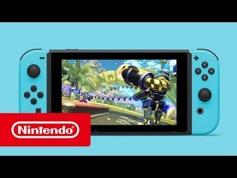 Nintendo Switch - Life in colour