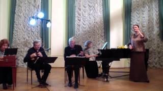 Московский квартет и Любовь Молина -