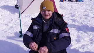 Уренгойская ГРЭС 21 Спартакиада трудящихся коллективов ЯНАО Зимняя рыбалка