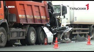 Страшная авария в Плавском районе унесла жизни 5 человек