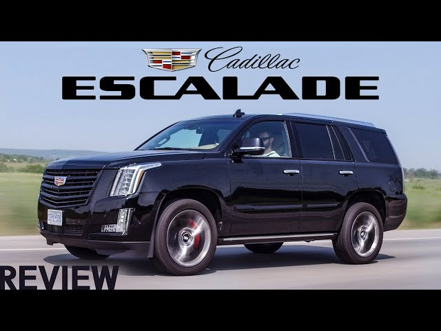 2019 Cadillac Escalade Platinum Review - Showing Its Age