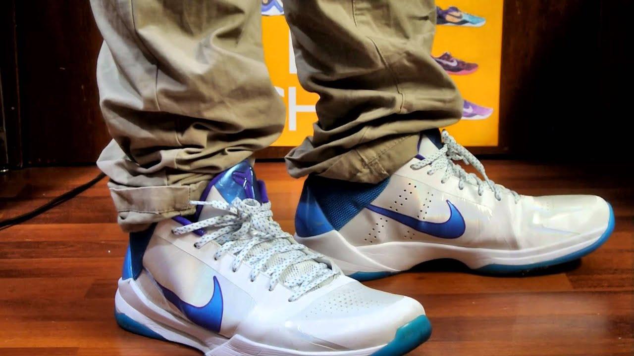 #TBT Nike Zoom Kobe V (5) -