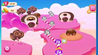 Candy Crush Jelly Saga #Gameplay Level 74-75-76
