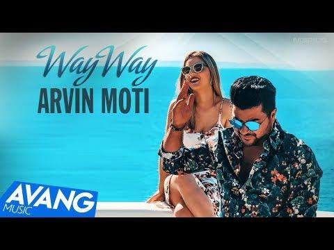 Arvin Moti - Way Way (Клипхои Эрони 2019)