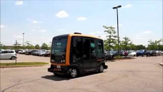 Continental Urban moBility Experience (CUbE) thumbnail