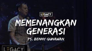Cover images Memenangkan Generasi | Ps. Benny Gunawan