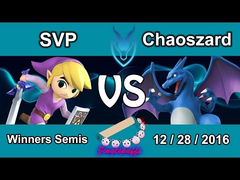 Jinglepuffs 2016 Winners Semis - Chaoszard (Charizard) vs SVP (T.Link) - Mythical Esports