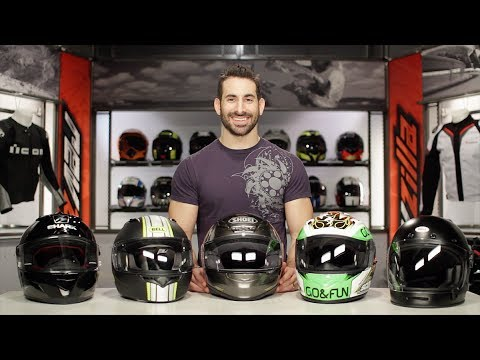 Choosing the Best Motorcycle Helmet