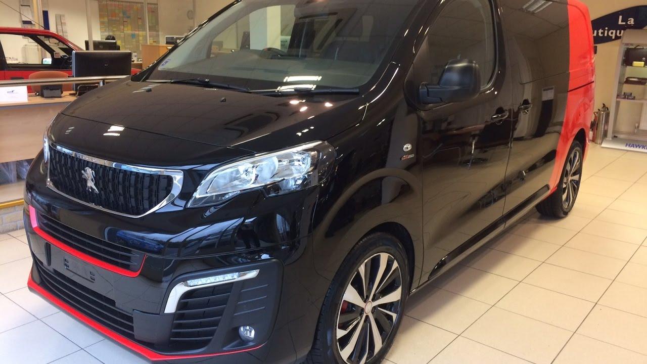 Unique Peugeot Expert Professional Plus Gt Line Van By