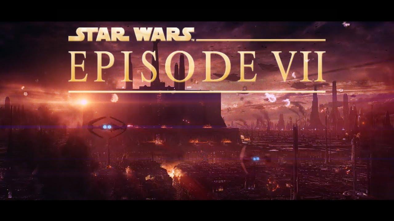 star wars vii trailer