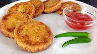 * Chicken Shami Kabab Recipe - Easy Shami Kabab Recipe