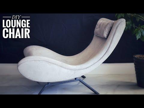Lounge Chair | Кресло своими руками.