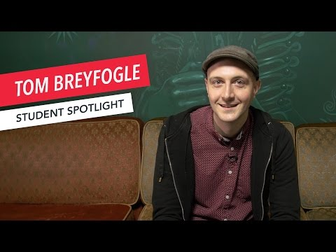 Student Spotlight: Tom Breyfogle | Relient K | Birds In the Airport | Berklee Online