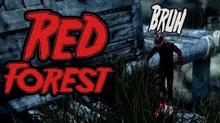 Surviving at the Red Forest - Gameplays