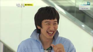 [RUNNINGMAN BEGINS] [EP 1-1]   Will Jongkook & Kwangsoo success at great reversal!? (ENG SUB)