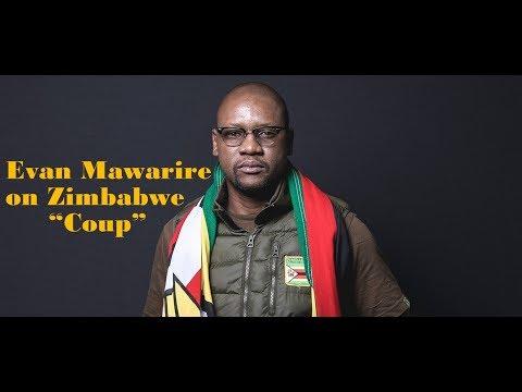 EVAN MAWARIRE ON ZIMBABWE COUP 15 NOV 2017