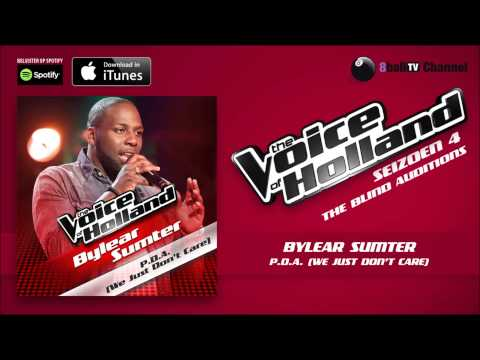 Bylear Sumter - P.D.A (We Just Don't Care) (Official Audio Of TVOH 4 The Blind Auditions)