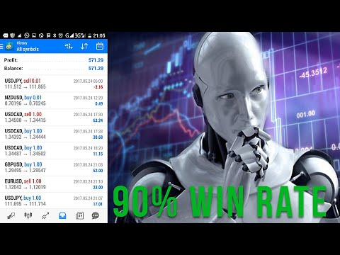 The Best Forex Trading Robot You Will Find| 90% Win Rate !