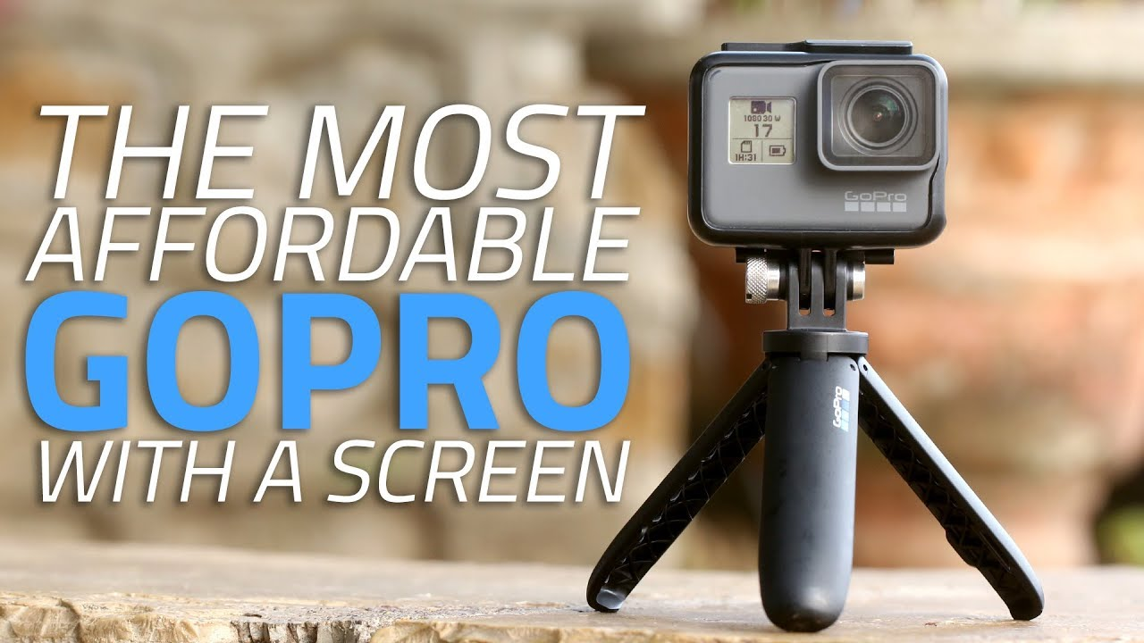 GoPro Hero Review | Is the Most Affordable GoPro With a Screen Worth It?