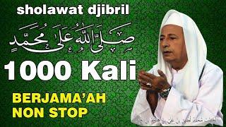 Download lagu SHOLAWAT BERJAMAAH TANPA MUSIC NON STOP  bersama Habib Lutfi bin Yahya. sholawat Jibril