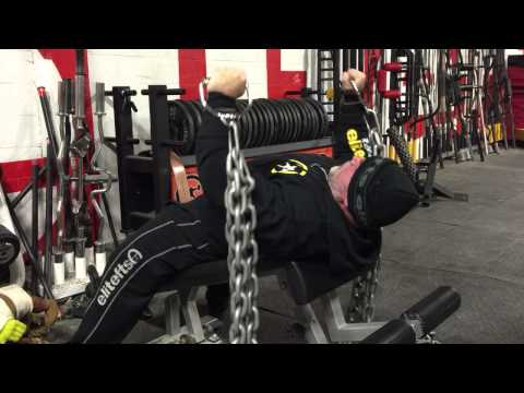 elitefts.com - Incline Chain Fly