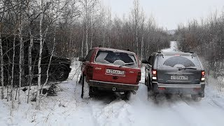 Тот случай, когда уже пофиг на ЛКП... Гелик, Jeep Grand Cherokee, Lada4x4 Bronto, Surf. OffRoad