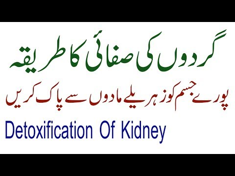 Gurdon Ki Safai Aur Hifazat Ka Tarika | Full Body Detoxification  In Urdu