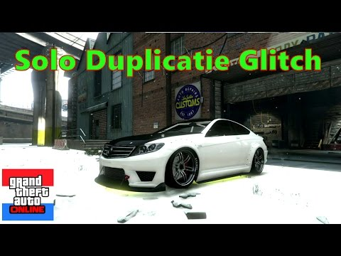 **GEPATCHED** GTA 5 Online: Solo Money Duplicatie Glitch 1.37 NL