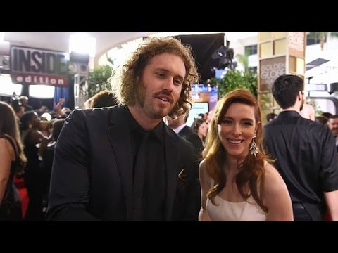 Silicon Valley's T.J. Miller Brought His Own Booze to the Golden Globes