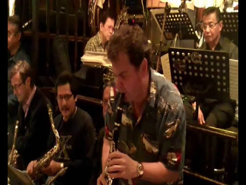 Sing, Sing, Sing -  Kenny Martyn (Clarinet) & The Ned Kelly's Rehearsal Big Band
