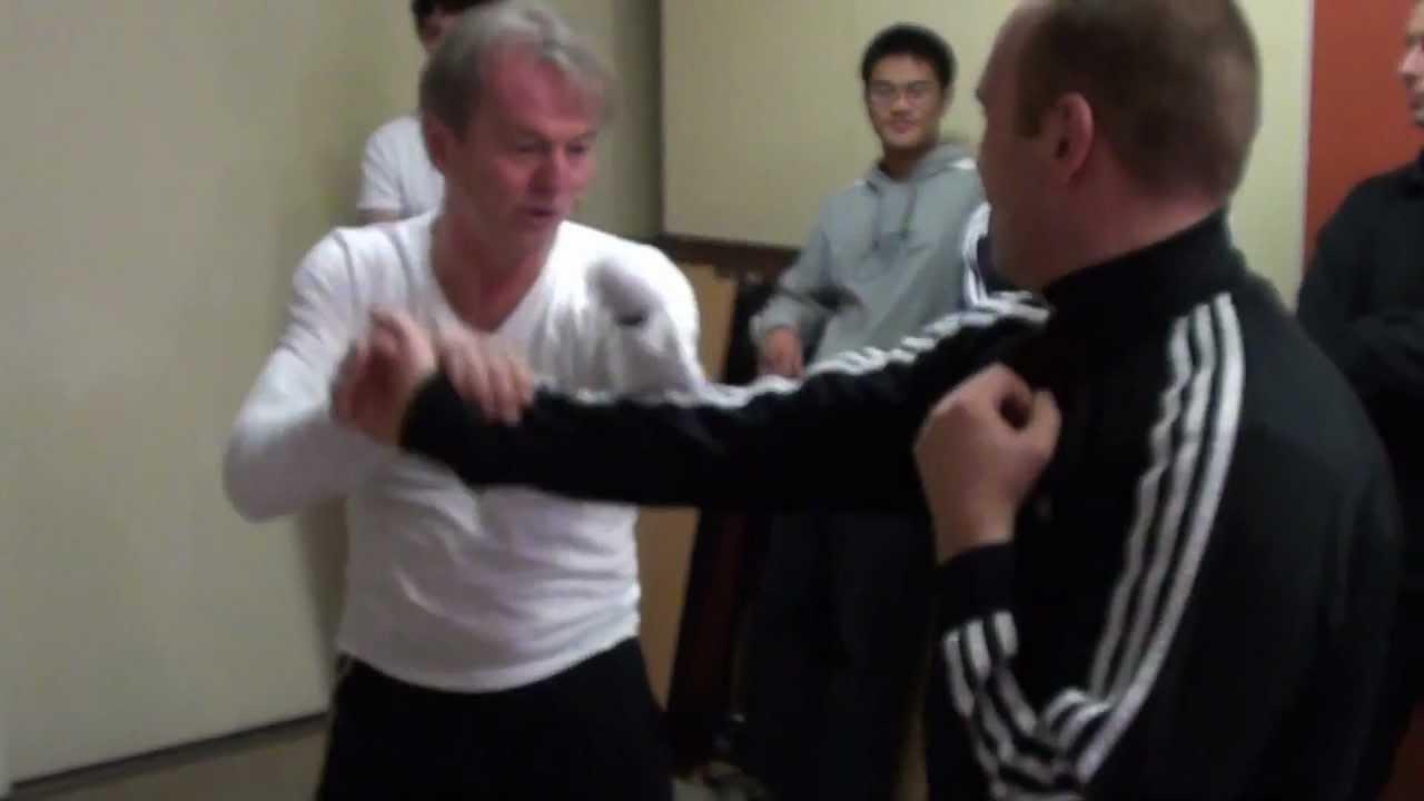 Philipp Bayer Wing Chun Seminar 2011 Youtube