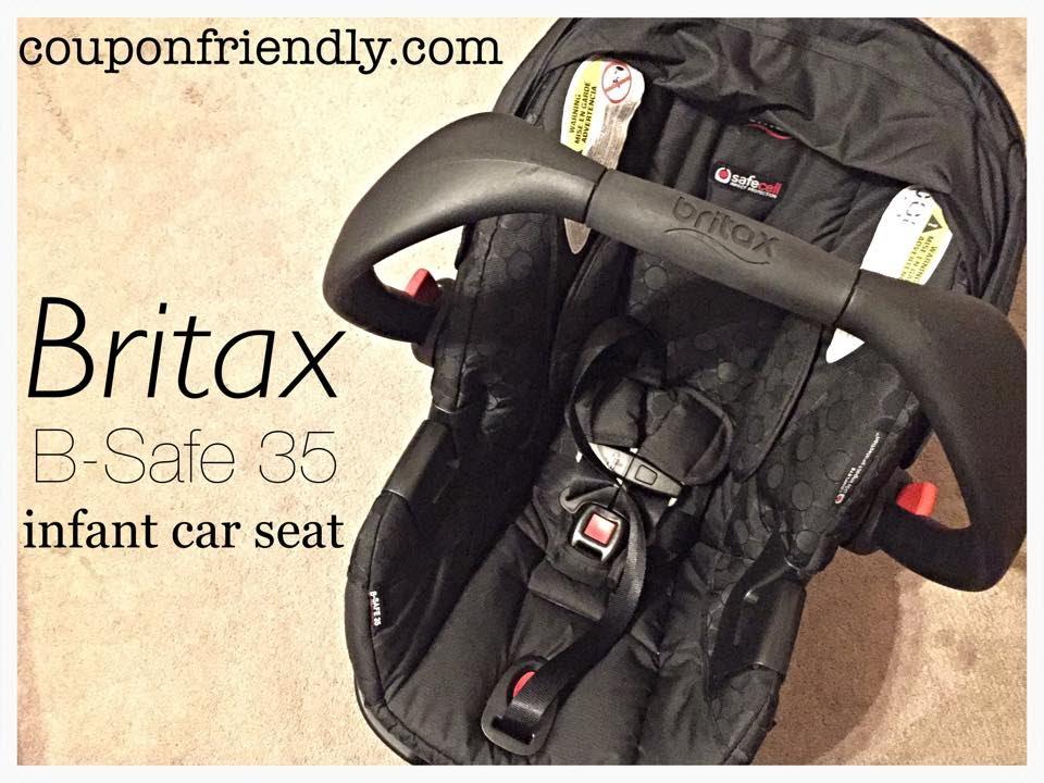 Britax B Safe 35 Car Seat