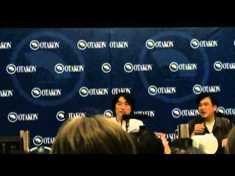 Otakon 2013 - Tomokazu Seki Friday Q&A Part 2