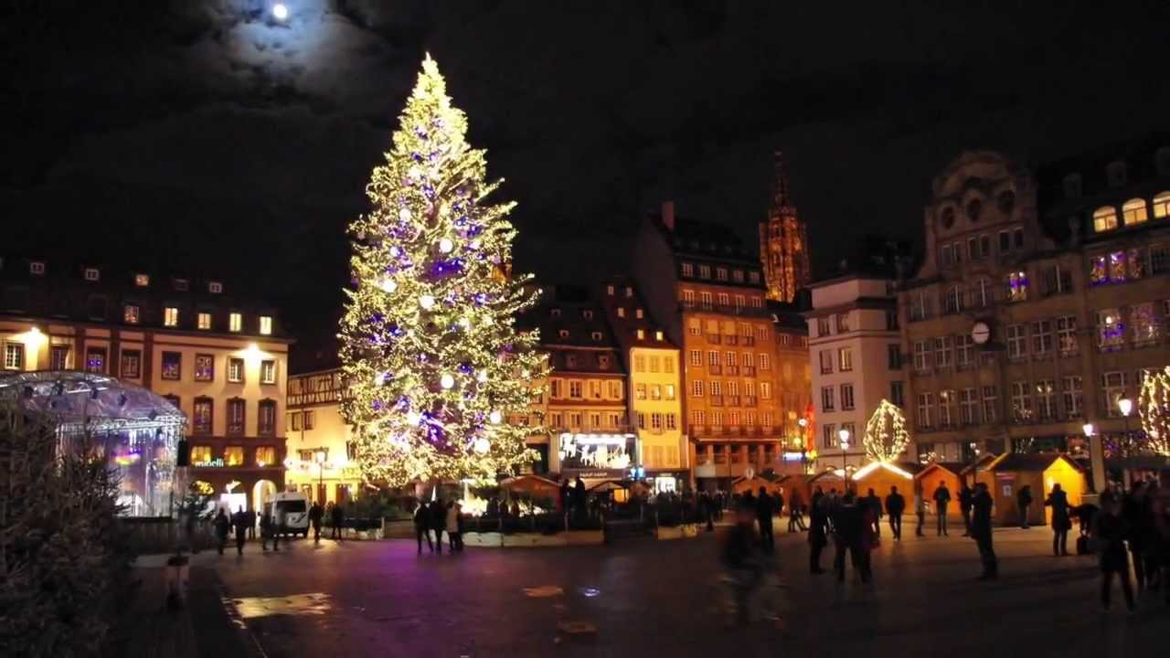 Christmas in strasbourg no l strasbourg youtube - Office de tourisme strasbourg marche de noel ...
