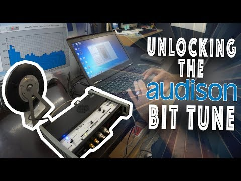 The RARE Audison bit Tune FULLY UNLOCKED activation key! - stereo system tune - AMPLIFIED #669