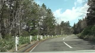 北海道道85号鹿追糠平線 然別湖温泉~糠平温泉車載動画