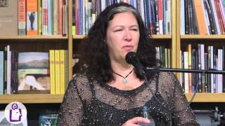 Jacqueline Carey introduces Poison Fruit: Angent  of Hel at University Book Store - Seattle