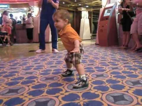 Cruise Ship Dancing Baby YouTube - Baby on cruise ship