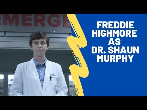 The Good Doctor : Freddie Highmore