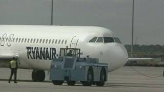 Plans for new standing area on Ryanair flights